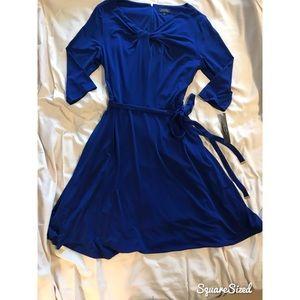 Beautiful Blue Tahari Dress